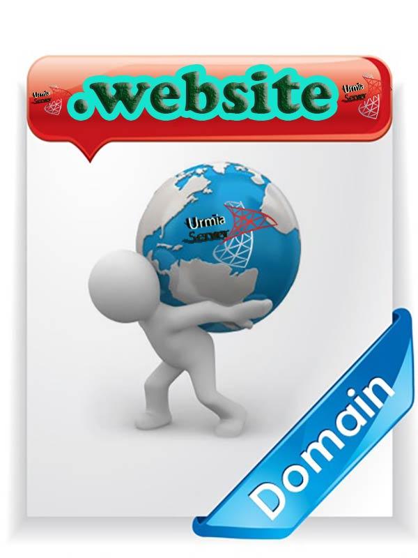 ثبت-دامنه-website