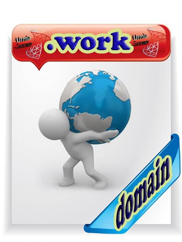 دامنه-work