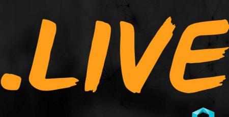 ثبت-دامنه-live