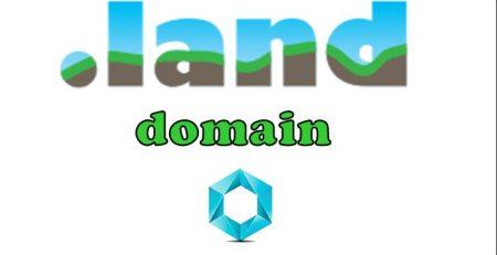 ثبت-دامنه-land