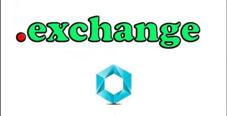 ثبت دامنه exchange