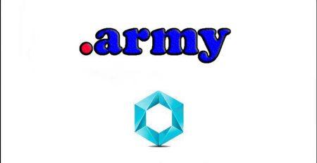 army-ثبت-دامنه